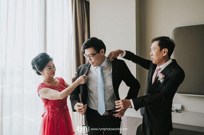Leonard & Meylinda Wedding Day by RYM.Photography - 015