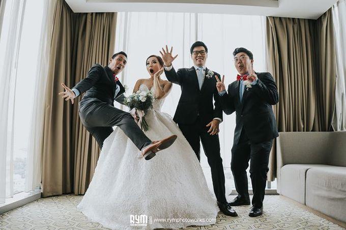 Leonard & Meylinda Wedding Day by RYM.Photography - 026