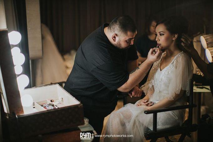 Leonard & Meylinda Wedding Day by RYM.Photography - 001