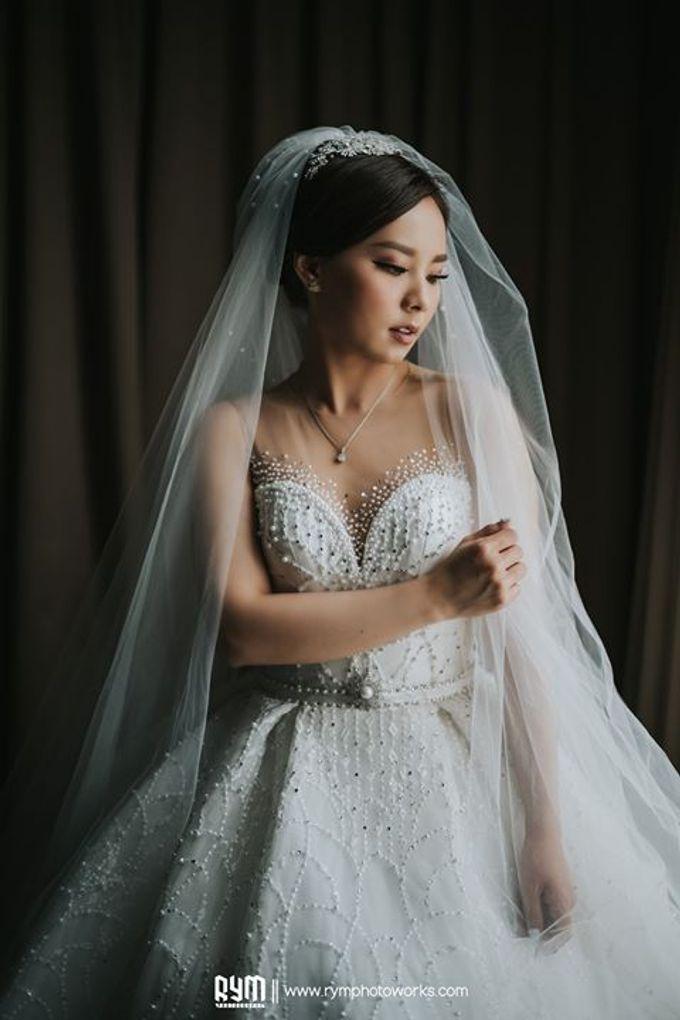 Leonard & Meylinda Wedding Day by RYM.Photography - 019