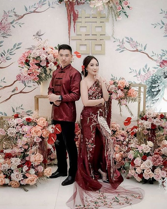 Engagement Of Jessica & Rico by METTA FEBRIYAN bridal & couture - 005