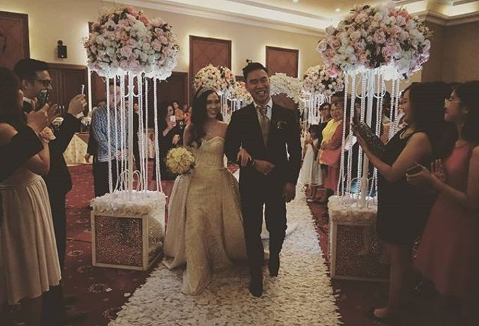 The Wedding Of Andrew & Yunita by Grand Serpong Kitchen - 001