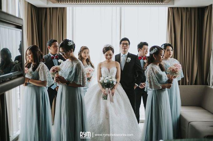 Leonard & Meylinda Wedding Day by RYM.Photography - 027