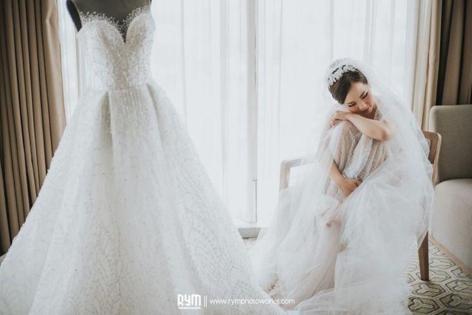 Leonard & Meylinda Wedding Day by RYM.Photography - 007