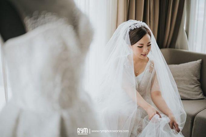 Leonard & Meylinda Wedding Day by RYM.Photography - 006