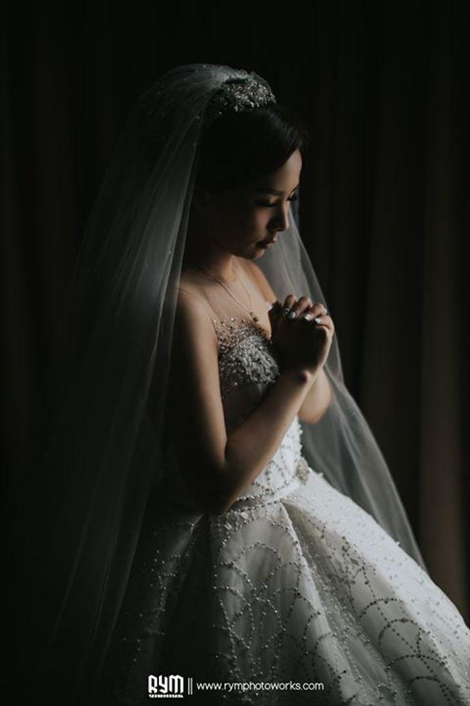 Leonard & Meylinda Wedding Day by RYM.Photography - 018