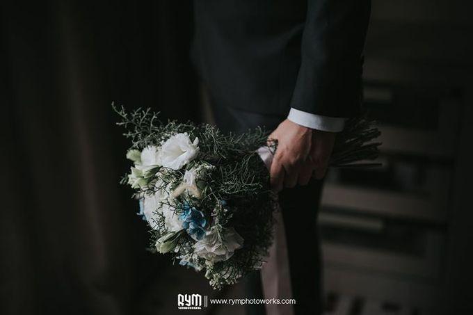 Leonard & Meylinda Wedding Day by RYM.Photography - 016