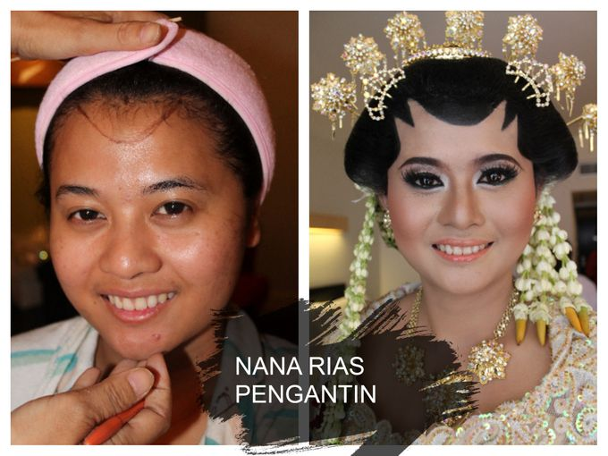 WEDDING - CYNTHIA by NANA Rias Pengantin - 001