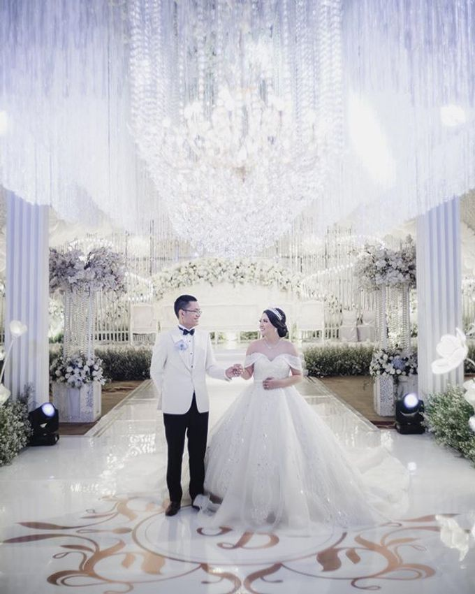 The Wedding of Poetri & Ben by Vica Wang - 006