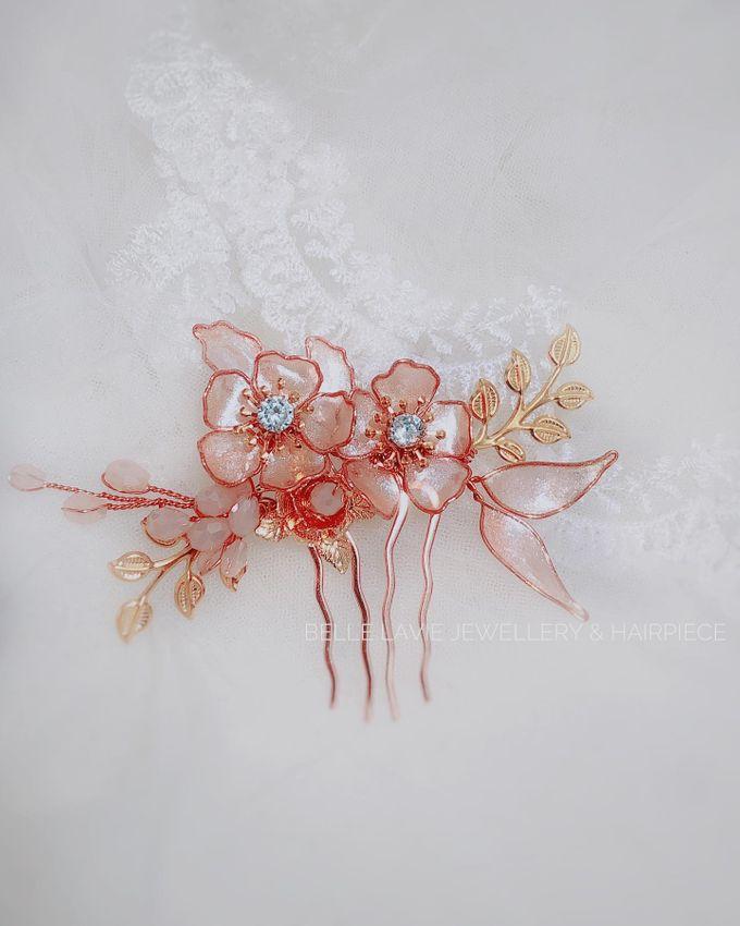 Millas in Rose nude by Belle La_vie - 001