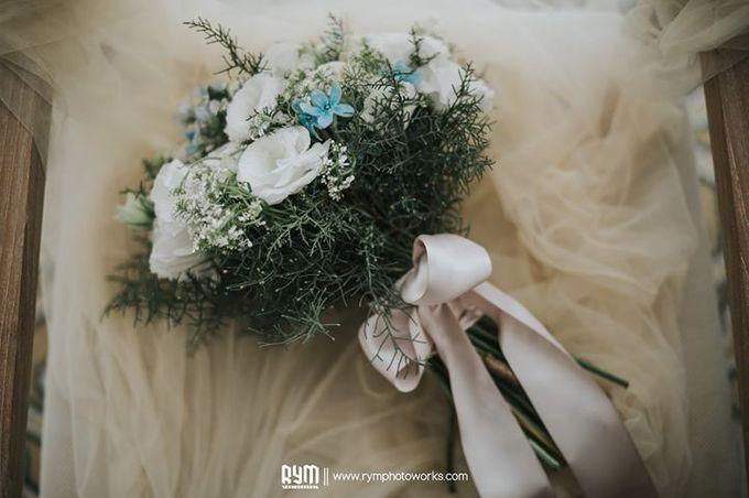Leonard & Meylinda Wedding Day by RYM.Photography - 004