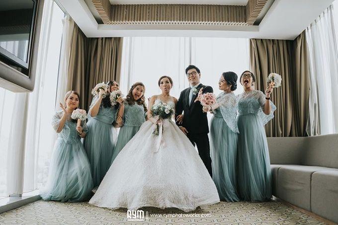 Leonard & Meylinda Wedding Day by RYM.Photography - 025
