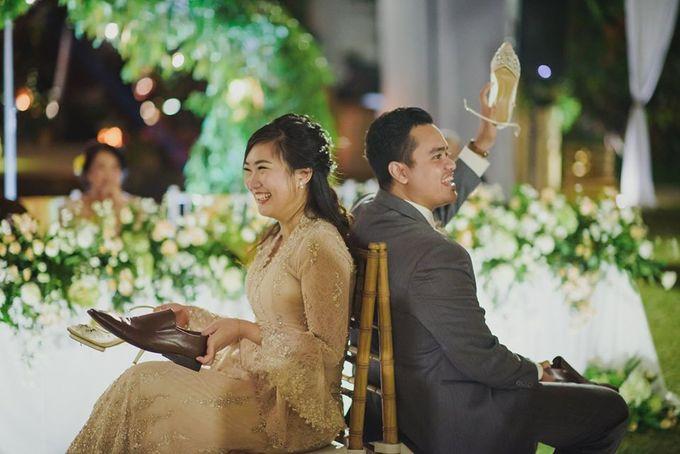Aldi & Tabita by Astagina Resort Villa & Spa Bali - 026