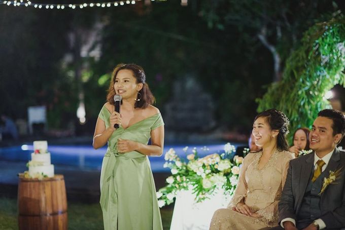 Aldi & Tabita by Astagina Resort Villa & Spa Bali - 025