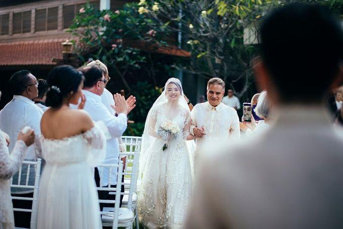 Julian & Michelle by Astagina Resort Villa & Spa Bali - 020
