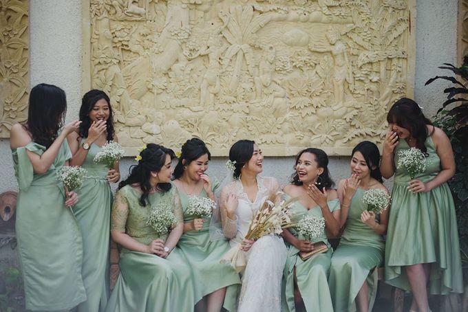 Aldi & Tabita by Astagina Resort Villa & Spa Bali - 004