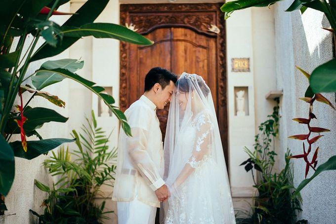Julian & Michelle by Astagina Resort Villa & Spa Bali - 011