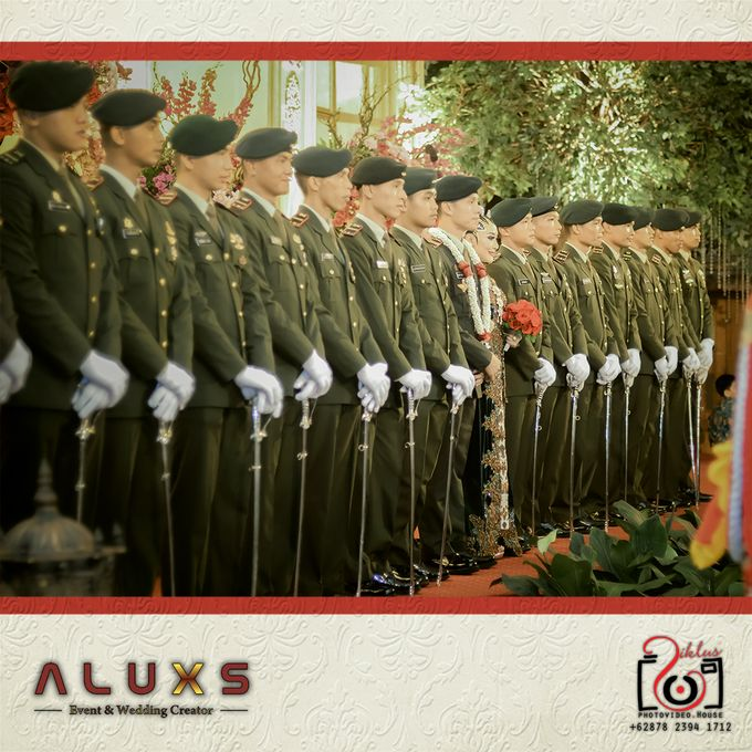 Adat Jawa & Prosesi Pedang Pora by Alux's Event & Wedding Creator - 002