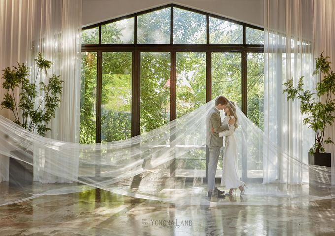 Korea Pre-Wedding Photoshoot - Studio 29 by Willcy Wedding by Willcy Wedding - Korea Pre Wedding - 048