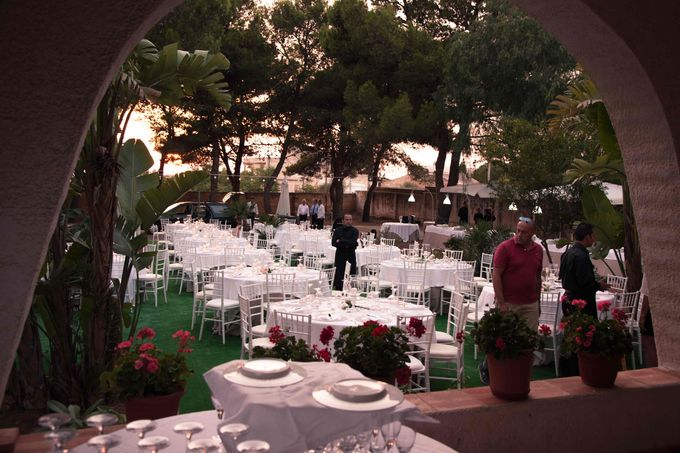 A summer night reception by BELLAVITA WEDDING, Italian wedding creators - 001