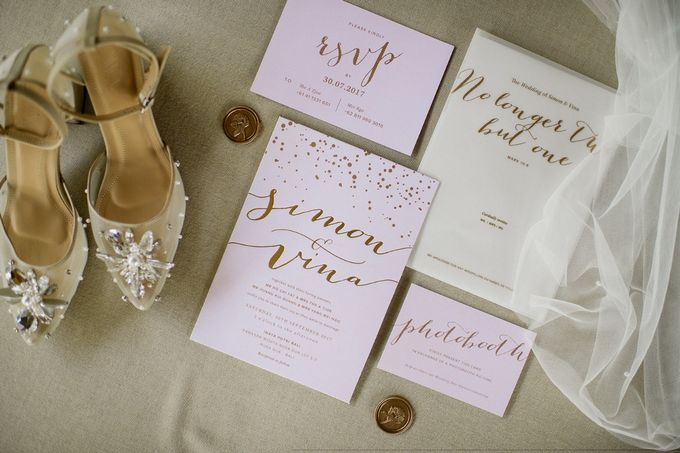Wedding of Vina & Simon by Hilton Bali Resort - 008