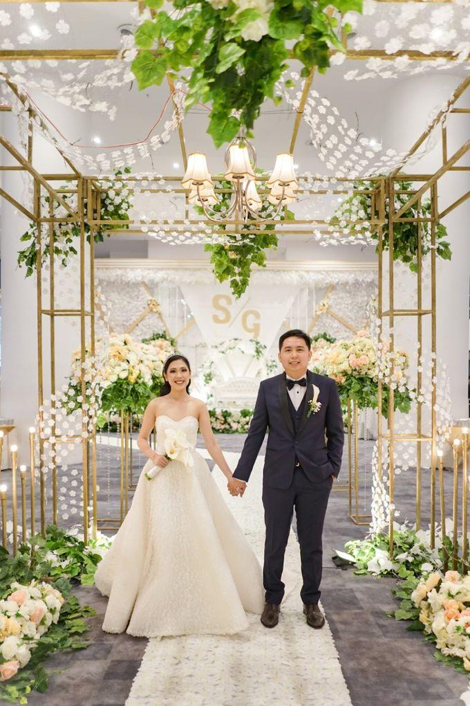 Wedding Of Sastra & Gracia (Green) by Ohana Enterprise - 017