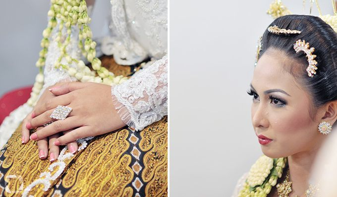 The Wedding of Sally + Rizky by The Move Up Portraiture - 007