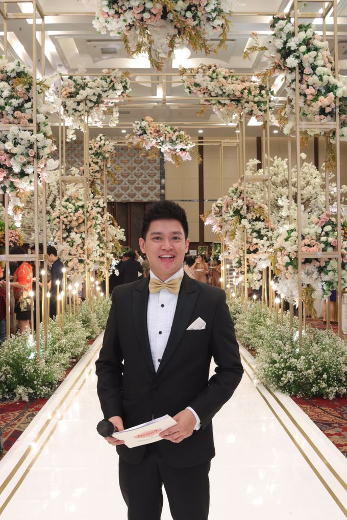 MC Wedding Nusantara Hall ICE BSD - Anthony Stevven by Anthony Stevven - 007