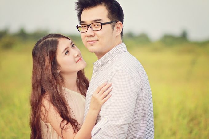 David & Vivi Prewed  and stopmotion by Phico photography - 011