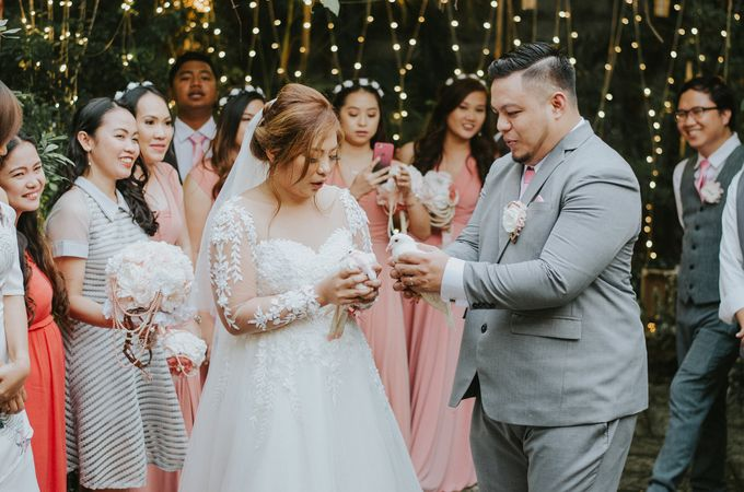 Vince and Rhosiel Wedding by Fiat Lux Productions - 037