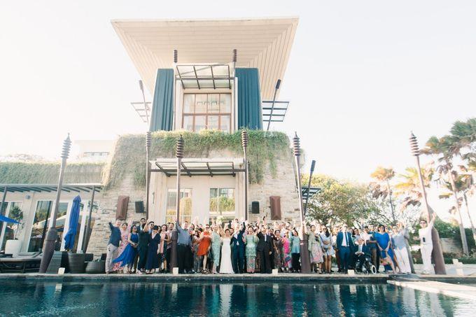 Debby & Mirza by The Sakala Resort Bali - 017
