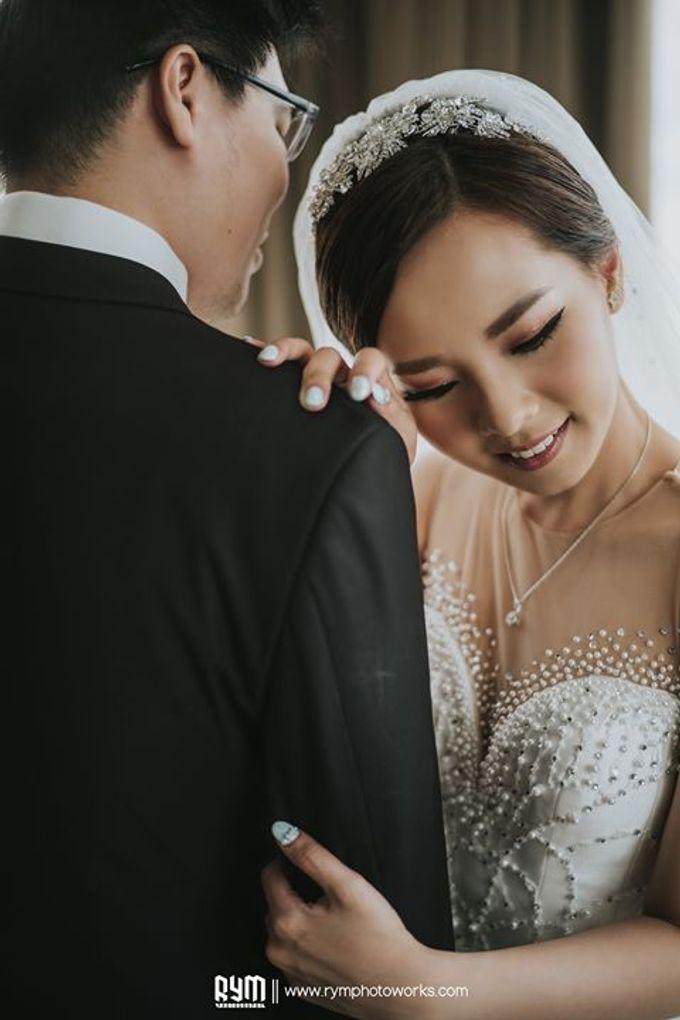 Leonard & Meylinda Wedding Day by RYM.Photography - 023