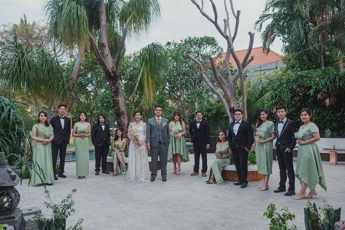 Aldi & Tabita by Astagina Resort Villa & Spa Bali - 006