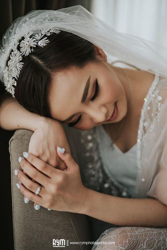 Leonard & Meylinda Wedding Day by RYM.Photography - 010