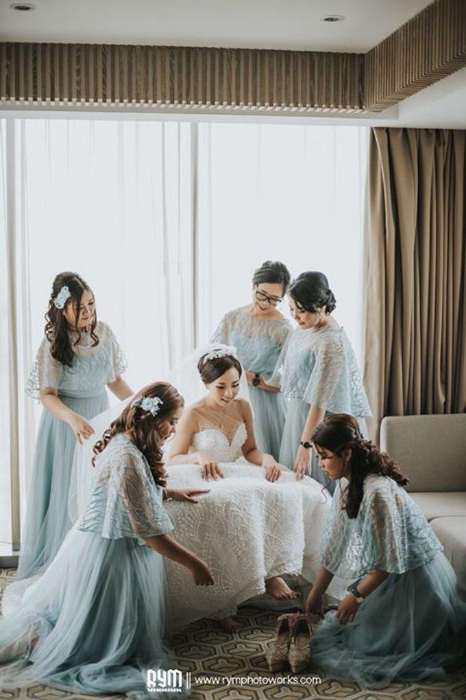 Leonard & Meylinda Wedding Day by RYM.Photography - 028