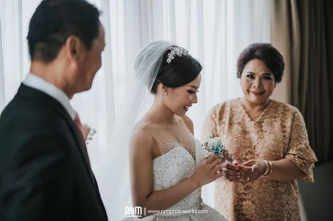 Leonard & Meylinda Wedding Day by RYM.Photography - 021