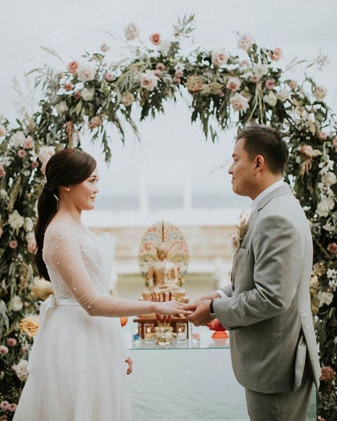 The Wedding of Evelyn & Raymond by Bali Eve Wedding & Event Planner - 029