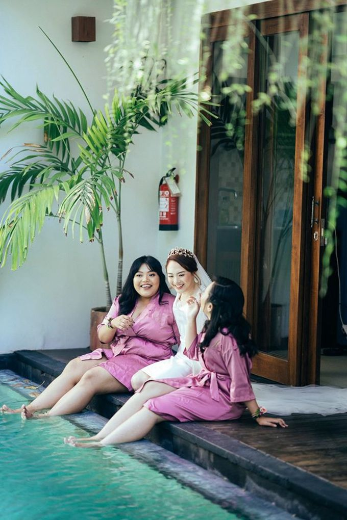 Julian & Michelle by Astagina Resort Villa & Spa Bali - 003