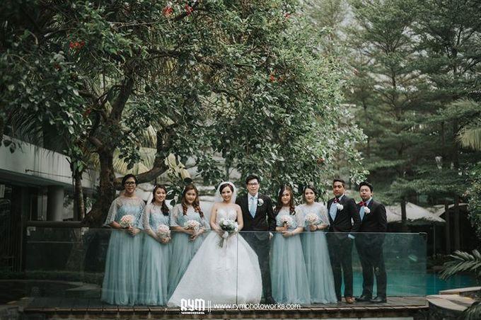 Leonard & Meylinda Wedding Day by RYM.Photography - 030