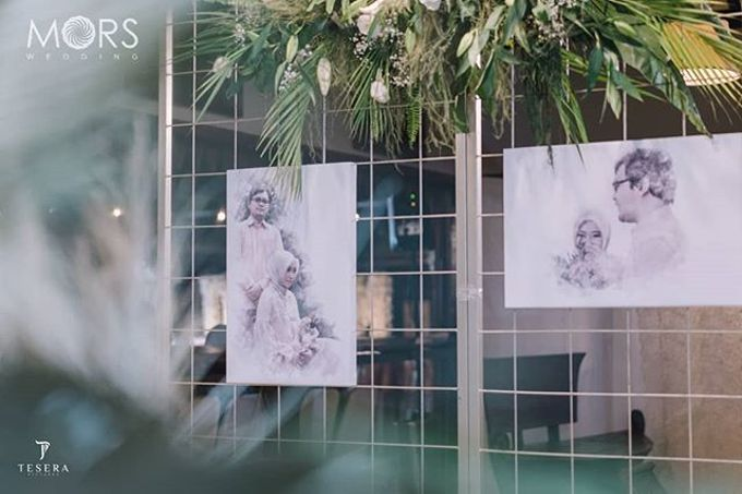 The Wedding of Dian & Micko by Rumah Sarwono - 008