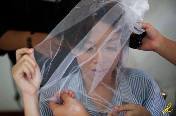 Wedding Nikita + Aldrin | Depok, Indonesia by Dedot Photography - 003