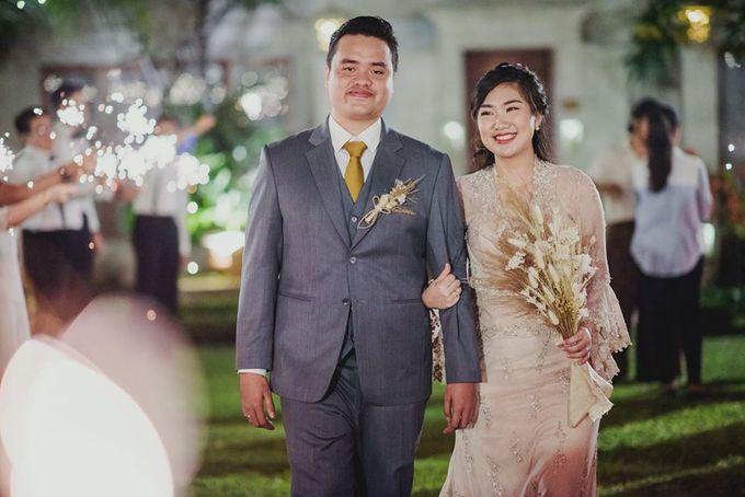 Aldi & Tabita by Astagina Resort Villa & Spa Bali - 020