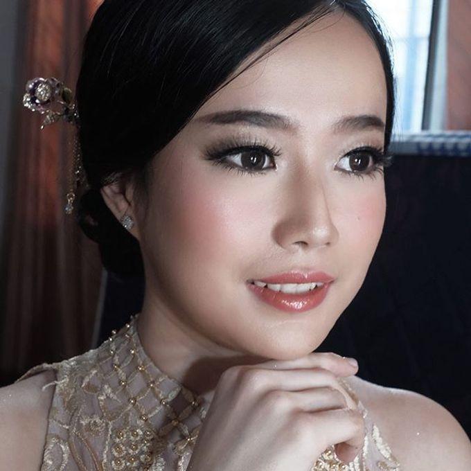Makeup sangjit ms corin by Sandra Bridal and Makeup Academy - 001