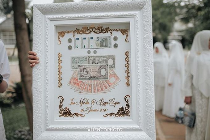 INA & REZCA WEDDING by Seserahan Indonesia - 002