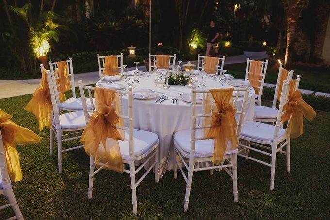 Aldi & Tabita by Astagina Resort Villa & Spa Bali - 018