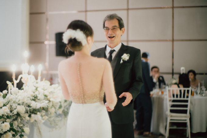 MC Wedding Intimate Fairmont Jakarta - Anthony Stevven by Anthony Stevven - 028