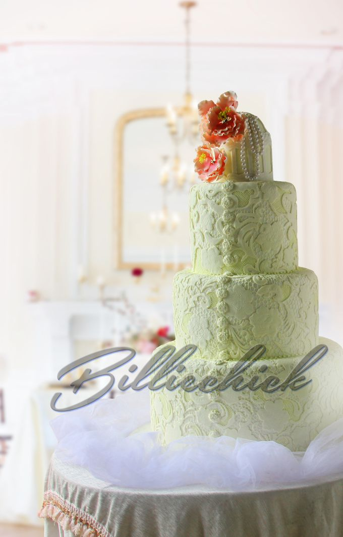 Color of 3 tier by Billiechick Indonesia - 003