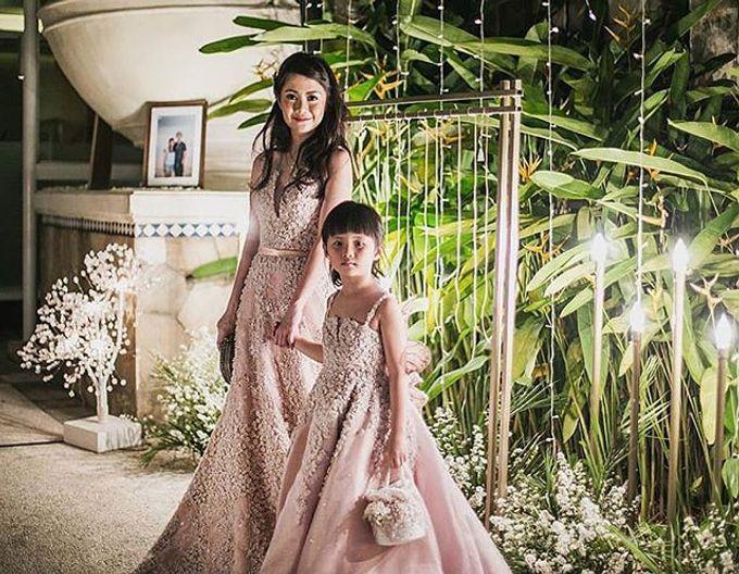 Mom & Kids 3D Dress by METTA FEBRIYAN bridal & couture - 012