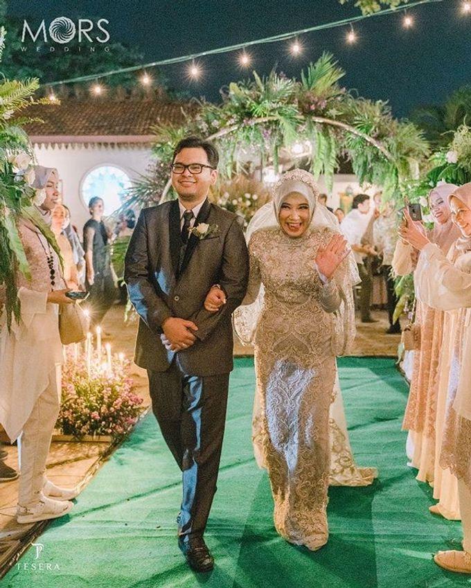 The Wedding of Dian & Micko by Rumah Sarwono - 007