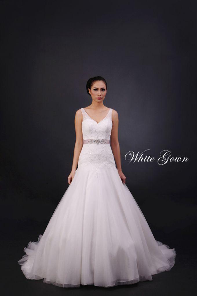 Wedding dress & Evening Gown by Tati Photo - 001